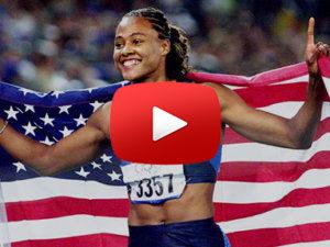 Marion Jones Olympics