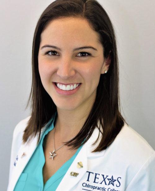 Ashley Leverich, Chiropractor