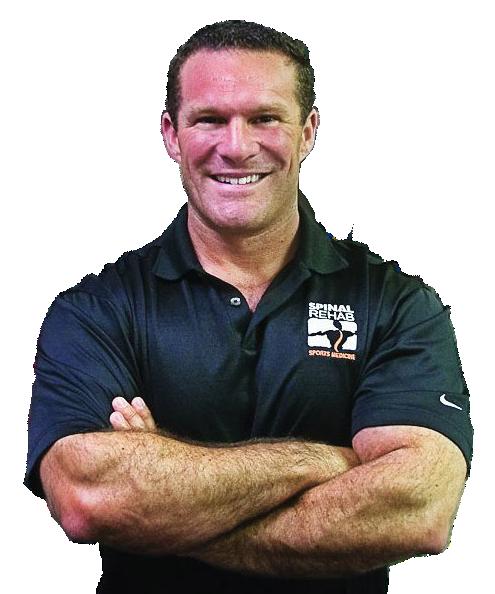 Dr. Bob Meyer, Sports Medicine Doctor