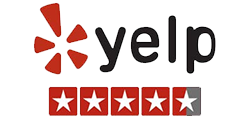 4.5 Star Reviews Yelp