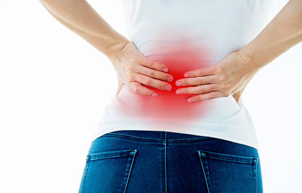 Patient needs chiropractic adjustment for lower back pain