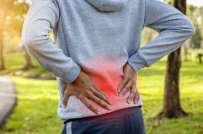 Graston technique relieves chronic back pain